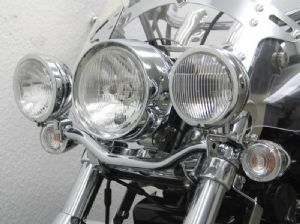 THUNDERBIRD & STORM Lightbar for additional Headlights
